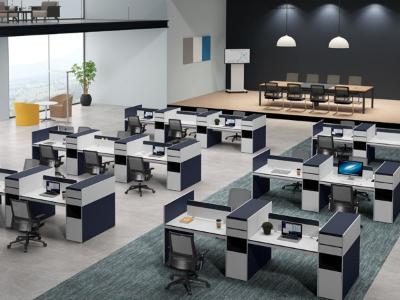 维加系列|板式职员办公桌
