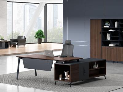 维纳系列|板式经理桌