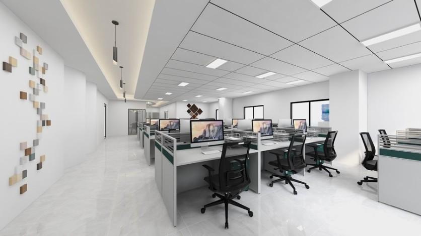 办公家具定制项目 | 办公空间设计案例